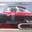 Yat Ming 1955 Fairlane Crown Victoria Red/Black NEW