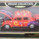 Yat Ming 1967 VW Beetle Flower Power Edition 1:18