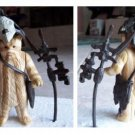 Vintage Star Wars Logray Figure with all accessories