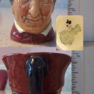 "Royal Doulton Character Jug Cardinal 2"""" high"