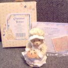 Cherished Teddies #617105 Patience NEW in Box