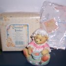 Cherished Teddies #624799 Miss Muffet NEW in Box