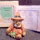 Cherished Teddies #912751 Miles NEW in Box