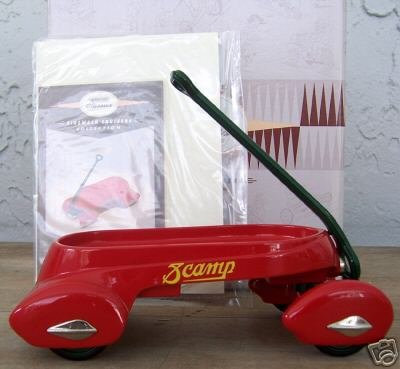 KCC 1937 Scamp Wagon NEW in Box #6318
