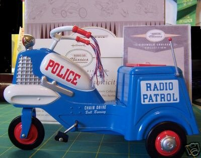 KCC 1958 Murray Police Cycle NEW in Box #6307