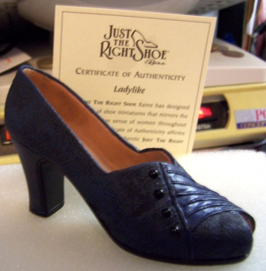 Just the Right Shoe 25044 Lady Like Mint NEW