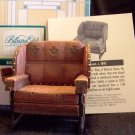 Take a Seat by Raine Billiard Room #24029 NEW in Box