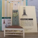 Take a Seat by Raine Linear Elegance #24034 NEW In Box