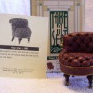 Take a Seat by Raine Slipper Chair  #24010 NEW in Box