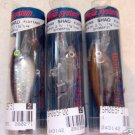 """Transkei Nose System Lure 2-3/8"""""""" Shad Assortment  NEW"""