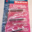 Transkei Nose Systems Extra Cartridges Med Crawfish NEW