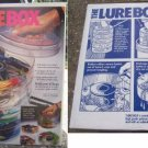 The Lure Box - 5 interlocking trays NEW in Box