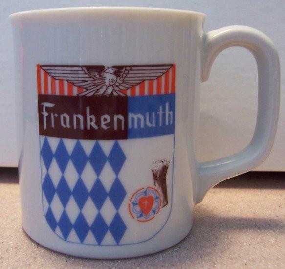 Frankenmuth, Michigan Coffee Mug with Crest/Shield