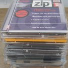 10 Used Zip 100 Disks Cleaned & Reformatted for PC