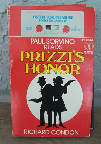 Prizzi's Honor by Richard Condon - Cassette 1986