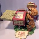"Bainbridge Bears ""Sweet Treat Time"" Figurine with tag"