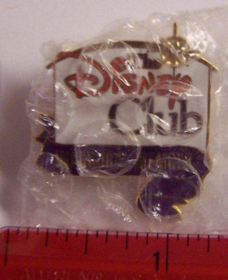 The Disney Club Inaugural Member Pin Unopened