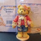 Cherished Teddies #156450 Darrel