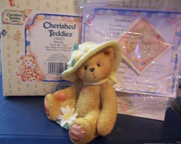 Cherished Teddies #128023 Dorothy