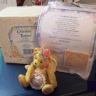 "Cherished Teddies #103586 ""Be My Bow"" Bear"