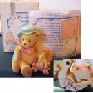 Cherished Teddies #911739 Harrison w/wagon glued