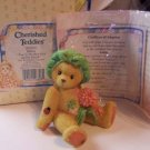 Cherished Teddies #202932 Dahlia