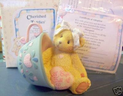 Cherished Teddies #103667 Margaret