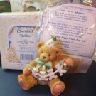Cherished Teddies #911305 Age 4 Bear Figurine