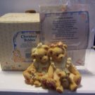 Cherished Teddies #127981 Allison and Alexandria