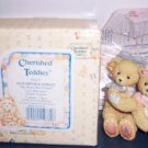 Cherished Teddies #916277 Elizabeth & Ashley New in Box