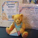 Cherished Teddies #914770 Mark - March Bear