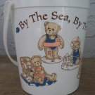Cherished Teddies Plastic Bucket By the Sea CRT366