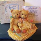 Cherished Teddies #950513 Nathaniel & Nellie