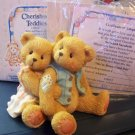 Cherished Teddies #128015 Seth and Sarabeth