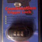 Securecase Combination Trigger Lock NEW in Clam Pack