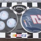 Callaway Golf NASCAR #2 Rusty Wallace Golf Balls in a tin