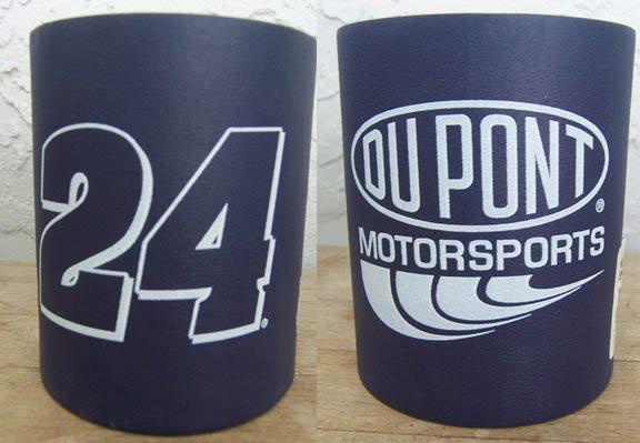 Jeff Gordon #24 Du Pont Motorsports Can Koozie