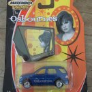 """The Osbournes"" Matchbox Collectibles Kelly's Mercedes SUV"
