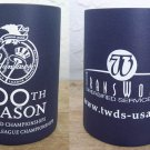 New York Yankees 100th season can koozie