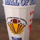 1995 Hall of Fame Bowl Plastic Cup