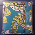 Vera Bradley Mini Notebook Peacock sealed