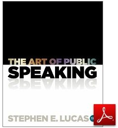 The Art of Public Speaking 11th Edition ( PDF format)