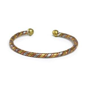 Copper & Bronze Bracelet (J-B261)