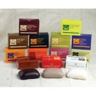 Set Of 13 All Natural Nubian Heritage Soaps  (M-S300S)