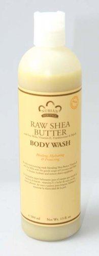 Raw Shea Butter Body Wash - 13 oz.  (M-531)