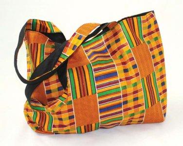 Kente Tote Bag: Style #1  (C-A825)