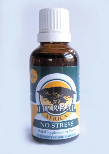 Herbal Africa: No Stress (30 mL) (H-005)