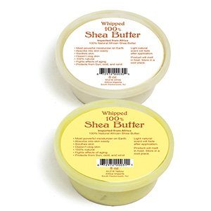 Whipped Shea Butter - 8 oz. (M-216) (yellow or white)