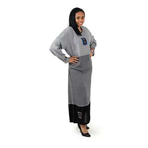 Woven Dress (C-WF805)