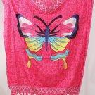 Butterfly Kaftan (C-WF819) Pink